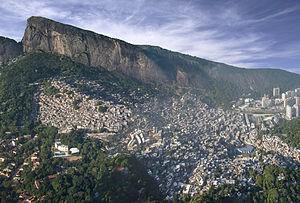 Die Favela Rocinha 2014, CC-BY-SA 4.0